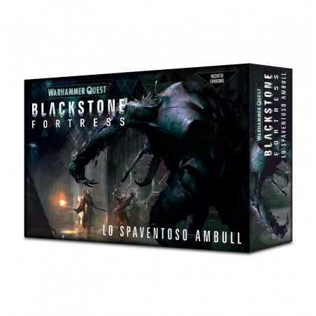 Espansione SPAVENTOSO AMBULL per Warammer Quest BLACKSTONE FORTRESS gioco da tavolo GAMES WORKSHOP età 12+ Games Workshop - 1