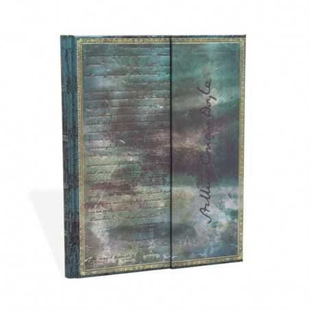Diario a righe CONAN DOYLE Sherlock Holmes ultra cm 18x23 Paperblanks notebook taccuino Paperblanks - 1