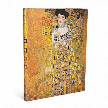 Diario a righe KLIMT centenario RITRATTO ultra cm 18x23 Paperblanks notebook taccuino Paperblanks - 1