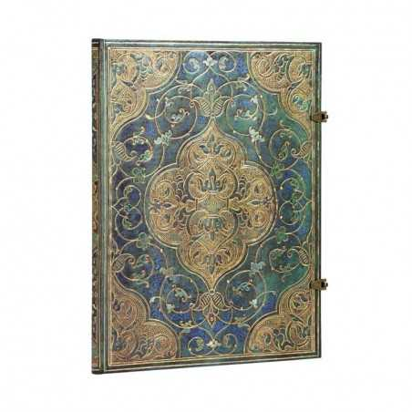 Diario bianco CRONACHE TURCHESI grande cm 21x30 Paperblanks notebook taccuino Paperblanks - 2