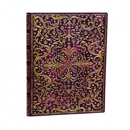 Diario flexi a righe AURELIA ultra cm 18x23 Paperblanks 240 pagine notebook flessibile taccuino Paperblanks - 1