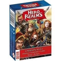 HERO REALMS confezione 5...