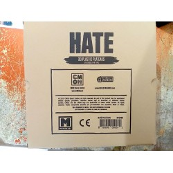 HATE 3D PLASTIC PLATEAUS...