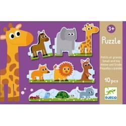 Puzzle Djeco DUO PICCOLO E...