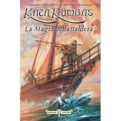 KATA KUMBAS katakumbas LA MAGIA DELLA BALDERA venture system LIBRO GAME gioco Ghenos Games - 1