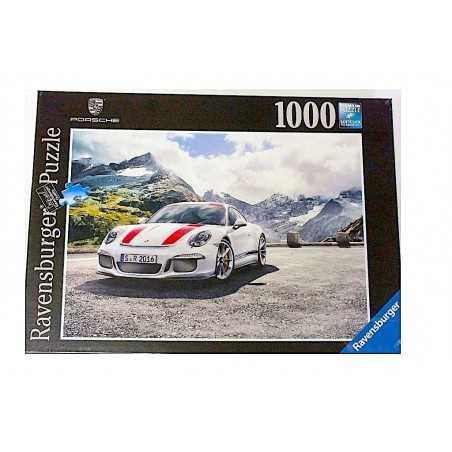 PUZZLE ravensburger PORSCHE 911 R softclick 1000 PEZZI 70x50cm ORIGINALE alta qualità Ravensburger - 1