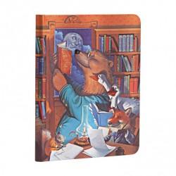 Diario bianco RACCONTI AL CHIARO DI LUNA midi cm 12x17 Paperblanks notebook taccuino Paperblanks - 1