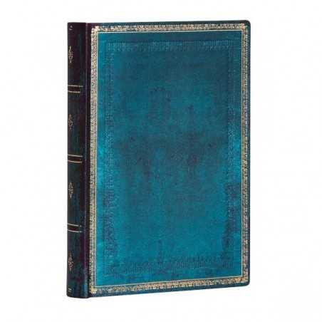 Diario flexi a righe CALYPSO midi cm 13x18 Paperblanks 240 pagine notebook flessibile taccuino Paperblanks - 1