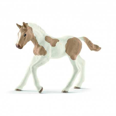 PULEDRO PAINT HORSE miniature in resina SCHLEICH cavalli 13886 animali HORSE CLUB età 3+ Schleich - 1