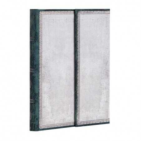 Diario bianco SILICE BIANCA mini cm 10x14 Paperblanks 176 pagine notebook taccuino Paperblanks - 1
