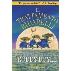 IL TRATTAMENTO RIDARELLI roddy doyle SALANI 2020 libro per bambini e RAGAZZI divertente B. AJHAR età 8+ salani - 1