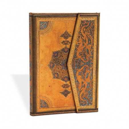 Diario a righe SAFAVITA mini cm 10x14 PAPERBLANKS 176 pagine taccuino notebook Paperblanks - 1