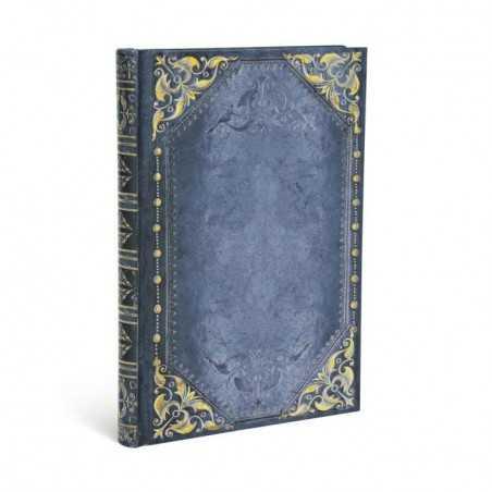 Diario bianco PAVONE PUNK mini cm 10x14 PAPERBLANKS 144 pagine taccuino notebook Paperblanks - 1