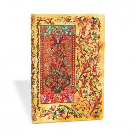 Diario a righe SOLE DELLA TOSCANA mini cm 10x14 - PAPERBLANKS 176 pagine taccuino notebook Paperblanks - 1