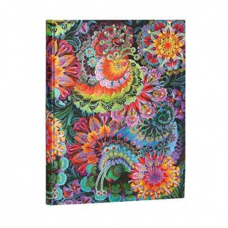 Diario a righe flexi CHIARO DI LUNA mini cm 10x14 - PAPERBLANKS 176 pagine taccuino flessibile notebook Paperblanks - 1