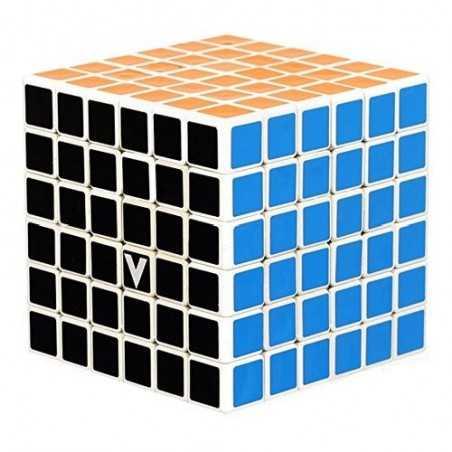 V-CUBE 6 cubo di rubik ROMPICAPO nuovo design PIATTO solitario VERDES cult 6X6 età 6+ DAL NEGRO - 1
