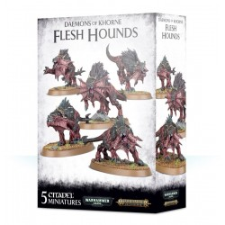 FLESH HOUNDS daemons of...