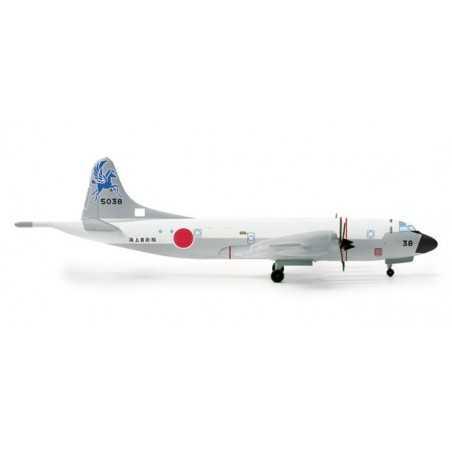 JAPAN MARITIME SELF DEFENSE FORCE LOCKHEED P-3C ORION - 517904 Herpa - 1