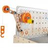 BANCO DA LAVORO DELUXE set scoperte scientifiche HAPE gioco di imitazione IN LEGNO large workbench E3027 età 3+ Hape - 5
