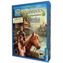 Carcassonne-Wirtshäuser und...