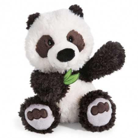 PANDA peluche PUPAZZO morbido NICI altezza 25 cm WILD FRIENDS regalo 41083 NICI - 1