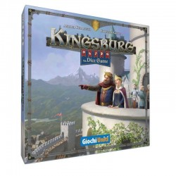 KINGSBURG the dice game...