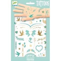 TATTOOS tatuaggi LILY'S...