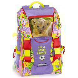 ZAINO scuola WWF backpack...