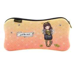 BUSTINA pochette ACCESSORY CASE make up 271GJ29 santoro GORJUSS london JUST BEE CAUSE Santoro - 1