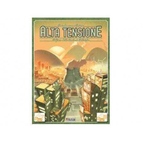 Alta tensione edizione italiana gioco da tavolo gestionale Stratelibri - 4