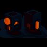QUADRILLA 4 BLOCCHI MULTIPLI Hape E6025 Controlo-Block Multipack Hape - 2