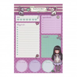 DAILY PLANNER A5 memo pad...
