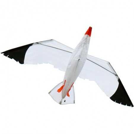 AQUILONE ready to fly SEAGULL 3D single line kites INVENTO HQ joel scholz GABBIANO codice 106510 età 8+ Invento HQ - 1
