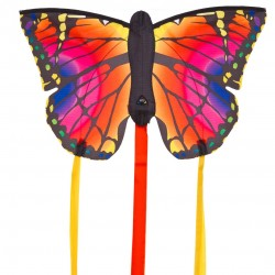 AQUILONE single line kite BUTTERFLY RUBY R ready to fly INVENTO HQ codice 100302 età 5+ Invento HQ - 1