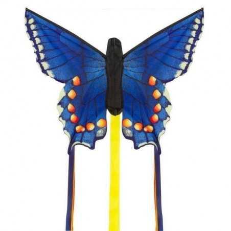 AQUILONE single line kite SWALLOWTAIL BLUE R ready to fly INVENTO HQ codice 100308 età 5+ Invento HQ - 1