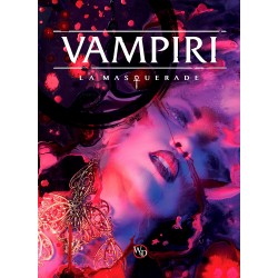 VAMPIRE LA MASQUERADE 5a edizione in italiano Manuale Base Need Games 2019 Raven Distribution - 1