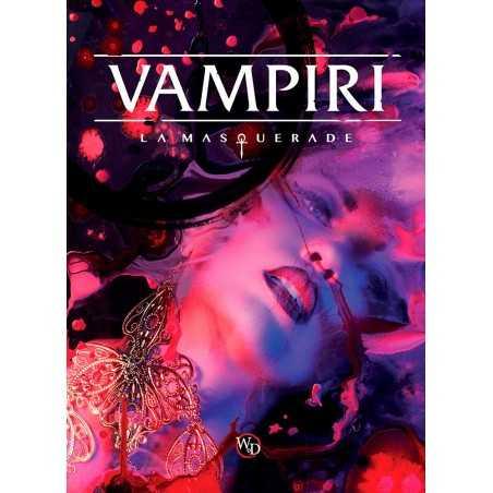 VAMPIRE LA MASQUERADE 5a edizione in italiano Manuale Base Need Games 2019 Raven Distribution - 1