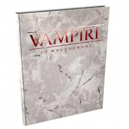 VAMPIRI LA MASQUERADE 5a edizione DELUXE in italiano Manuale Base Need Games 2019 Asmodee - 1