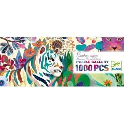 PUZZLE 1000 pezzi TIGRI...