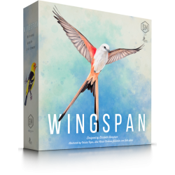 WINGSPAN in italiano edizione speciale gioco da tavolo Ghenos di collezionismo ornitologico Ghenos Games - 1