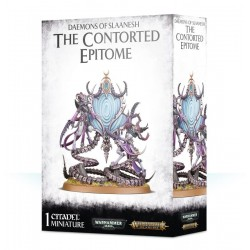 THE CONTORTED EPITOME daemons of Slaanesh AGE OF SIGMAR miniatura WARHAMMER 40K Games Workshop CITADEL età 12+ Games Workshop -