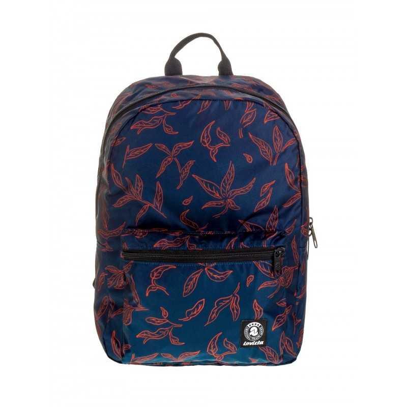38a7eb71db ZAINO PACKABLE backpack INVICTA morbido BLU SCURO richiudibile RUCK ...