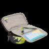 ASTUCCIO Satch MINT PHANTOM attrezzato pencil case BOX con squadra in omaggio Satch - 4