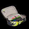 ASTUCCIO Satch MINT PHANTOM attrezzato pencil case BOX con squadra in omaggio Satch - 5