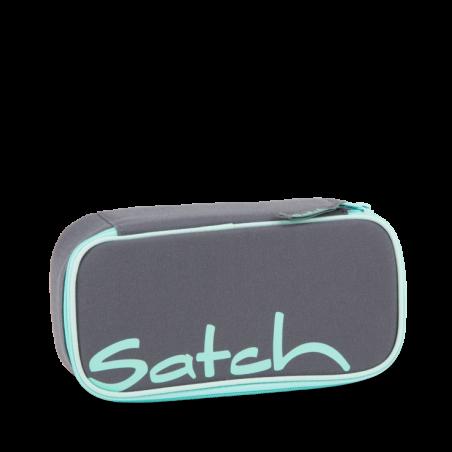 ASTUCCIO Satch MINT PHANTOM attrezzato pencil case BOX con squadra in omaggio Satch - 1