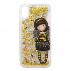 GUSCIO MORBIDO custodia COVER cellulare IPHONE X XS santoro GORJUSS just bee cause 977GJ01 Gorjuss - 1