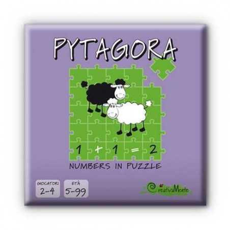 PYTAGORA gioco educativo matematica Creativamente - 6