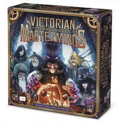 VICTORIAN MASTERMINDS in...