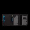Portafogli Black Bounce WALLET chiusura in velcro porta monete SATCH ecologico Satch - 3