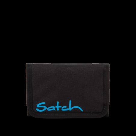 Portafogli Black Bounce WALLET chiusura in velcro porta monete SATCH ecologico Satch - 1